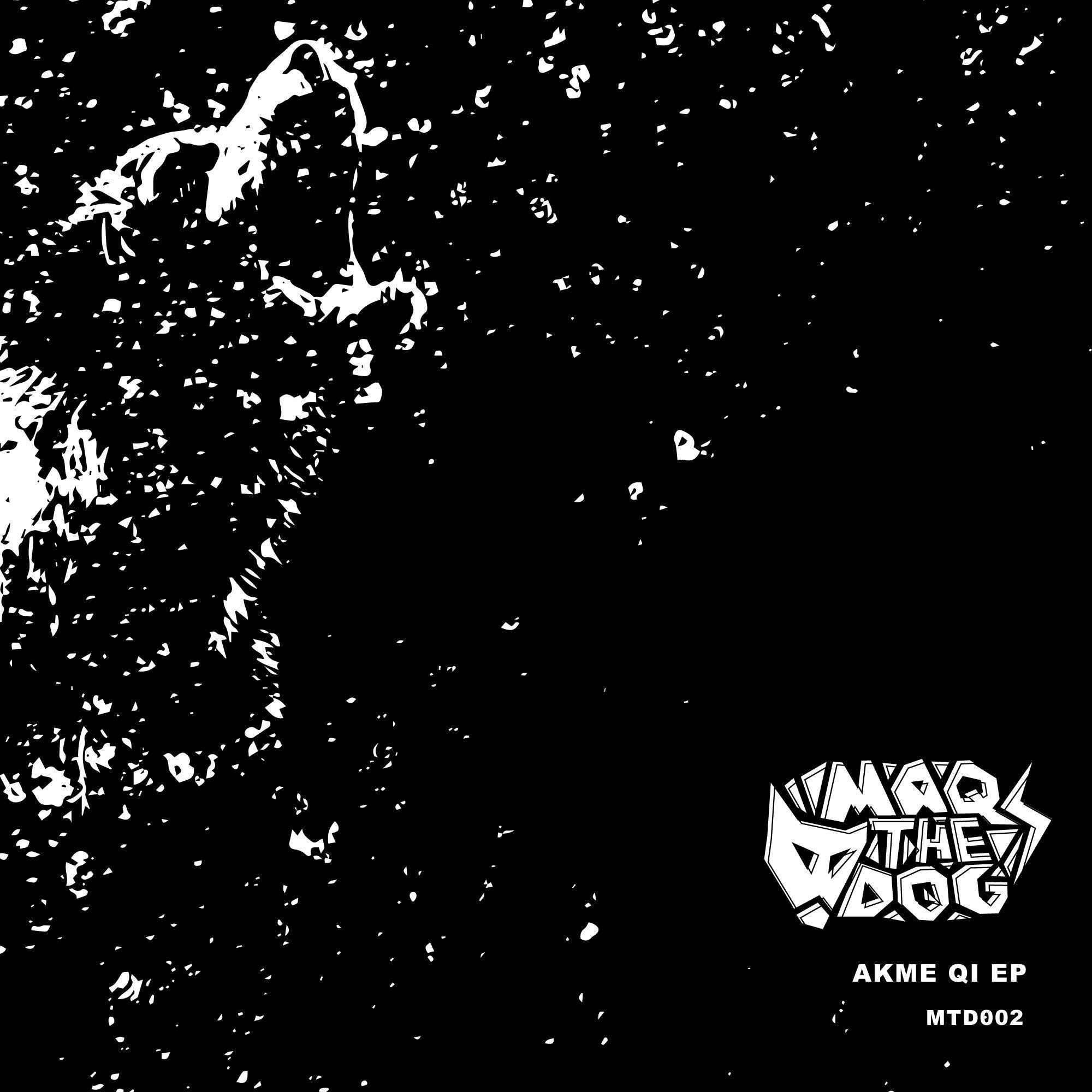 AKME - okładka płyty Maq The Dog EP