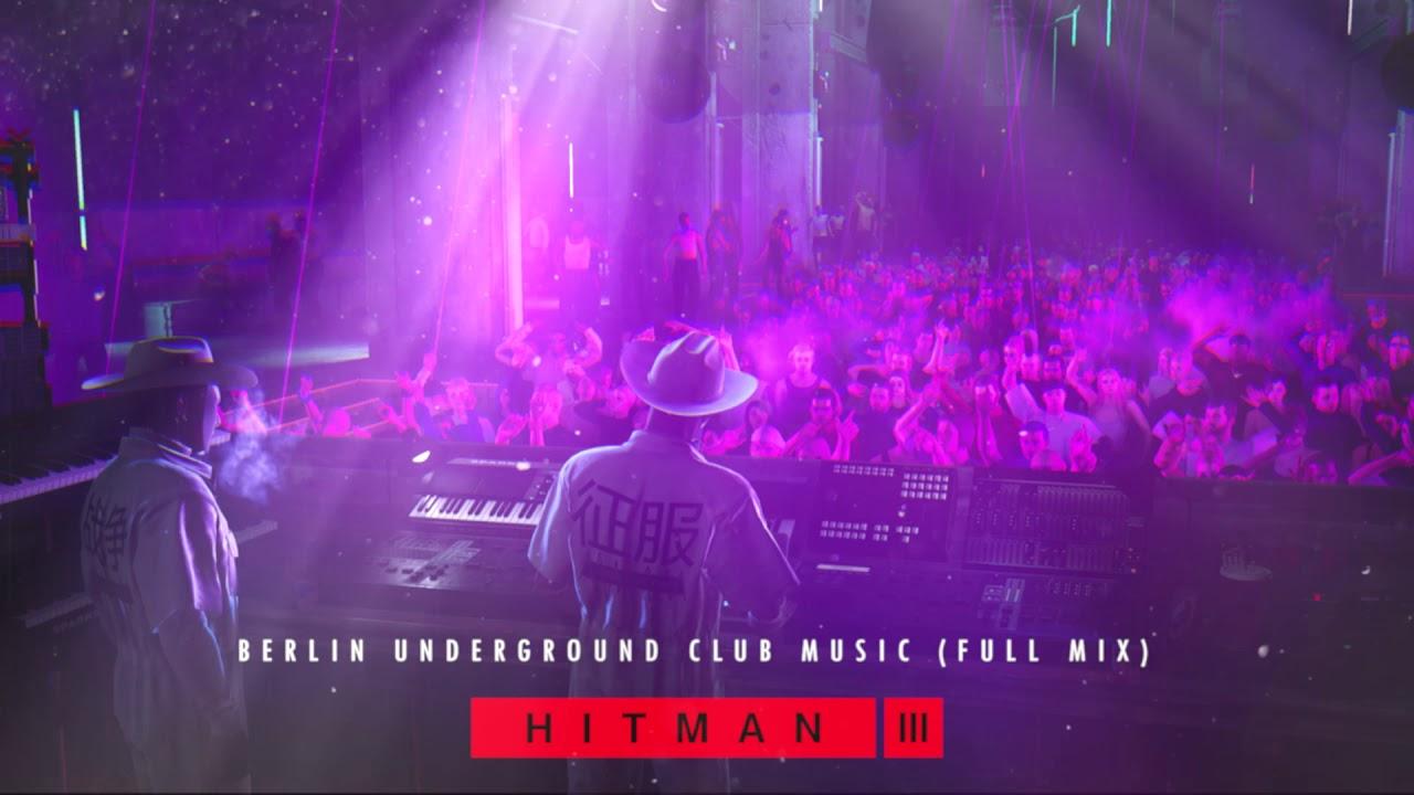 Hitman 3 w rytmach techno