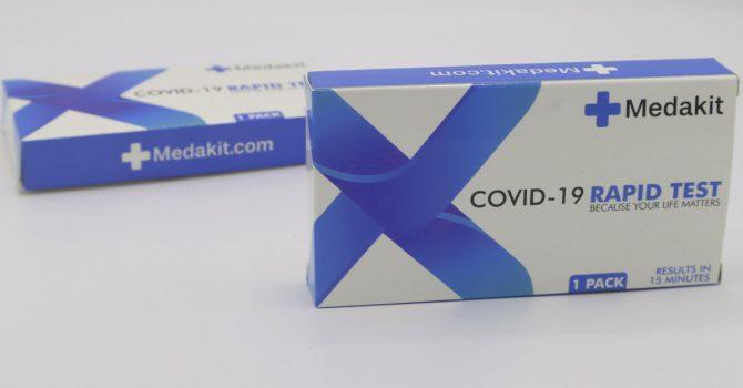 Szybkie testy na COVID-19 ratunkiem dla klubów w Wielkiej Brytanii?