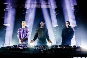"""Pierwsi Polacy w CruCast na albumie """"Shake the Bass 5"""""""