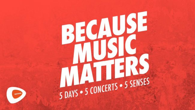 Fot. Because Music Matters