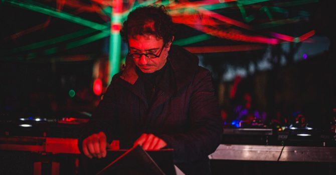 Włoski wirtuoz marimby przecina wstęgę nowego labelu Donato Dozzy'ego