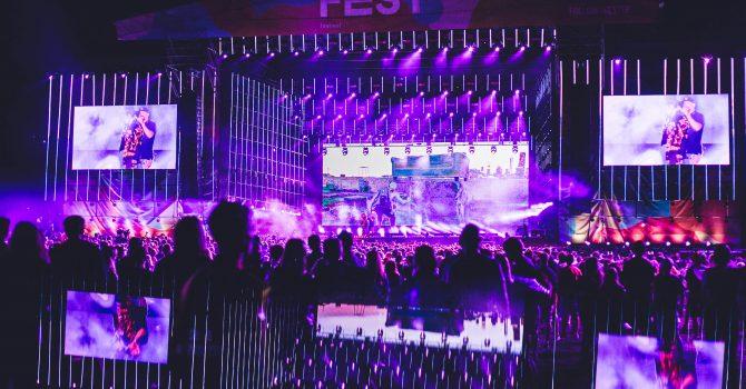 Norweski duet Kygo & Alan Walker trzonem line upu FEST Festival 2021