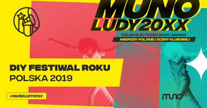 Munoludy 20XX – DIY Festiwal Roku Polska 2019 – oto nominacje!