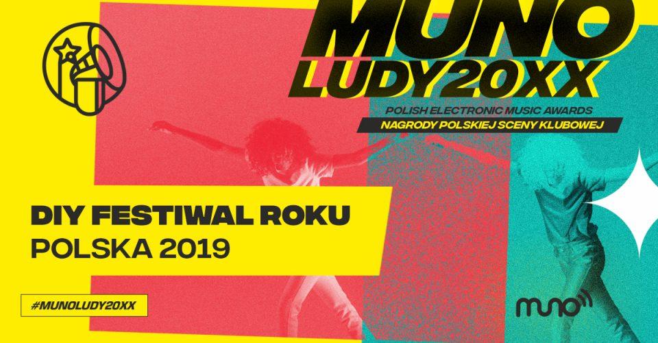 Munoludy20XX DIY Festiwal Roku Polska