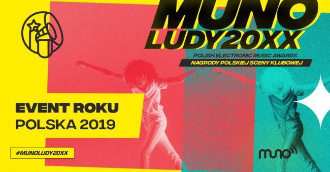 Munoludy 20XX – Event Roku Polska 2019 – oto nominacje!