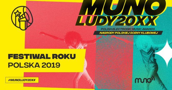 Munoludy 20XX – Festiwal Roku Polska 2019 – oto nominacje!