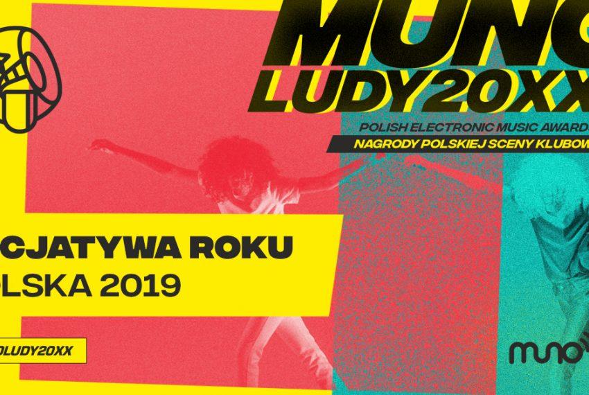 Munoludy 20XX – Inicjatywa Roku Polska 2019. Sprawdź wyniki