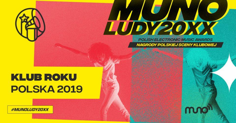Munoludy 20XX Klub Roku Polska 2019