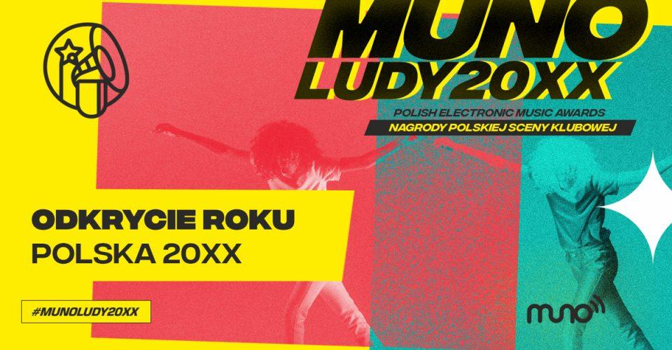 Munoludy 20XX Odkrycie Roku Polska 20XX