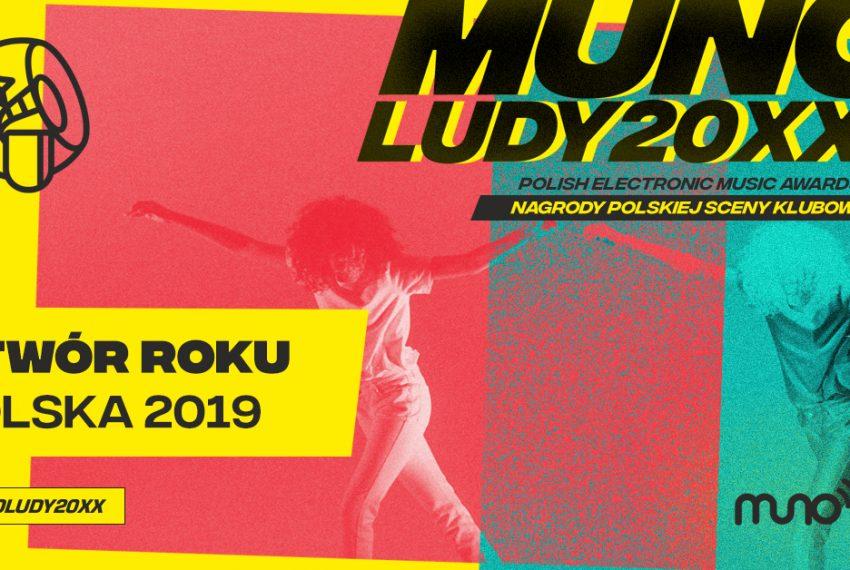 Munoludy 20XX – Utwór Roku Polska 2019. Sprawdź wyniki