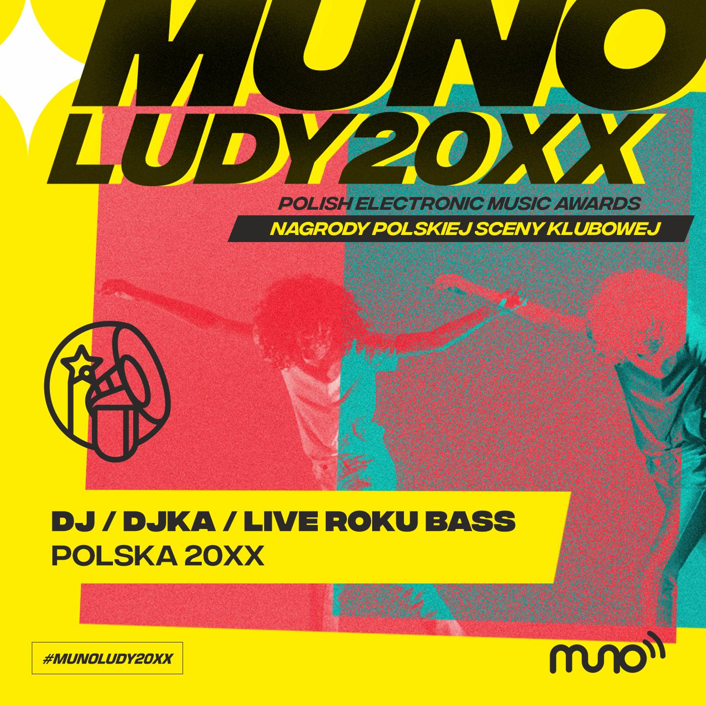 Munoludy 20XX DJ DJka Live Roku Bass Polska 20XX