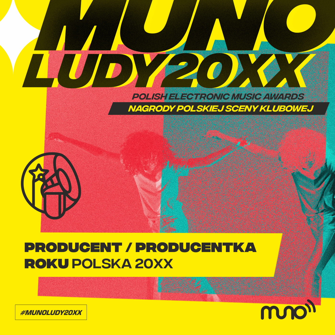 Munoludy 20XX Producent Producentka Roku Polska 20XX