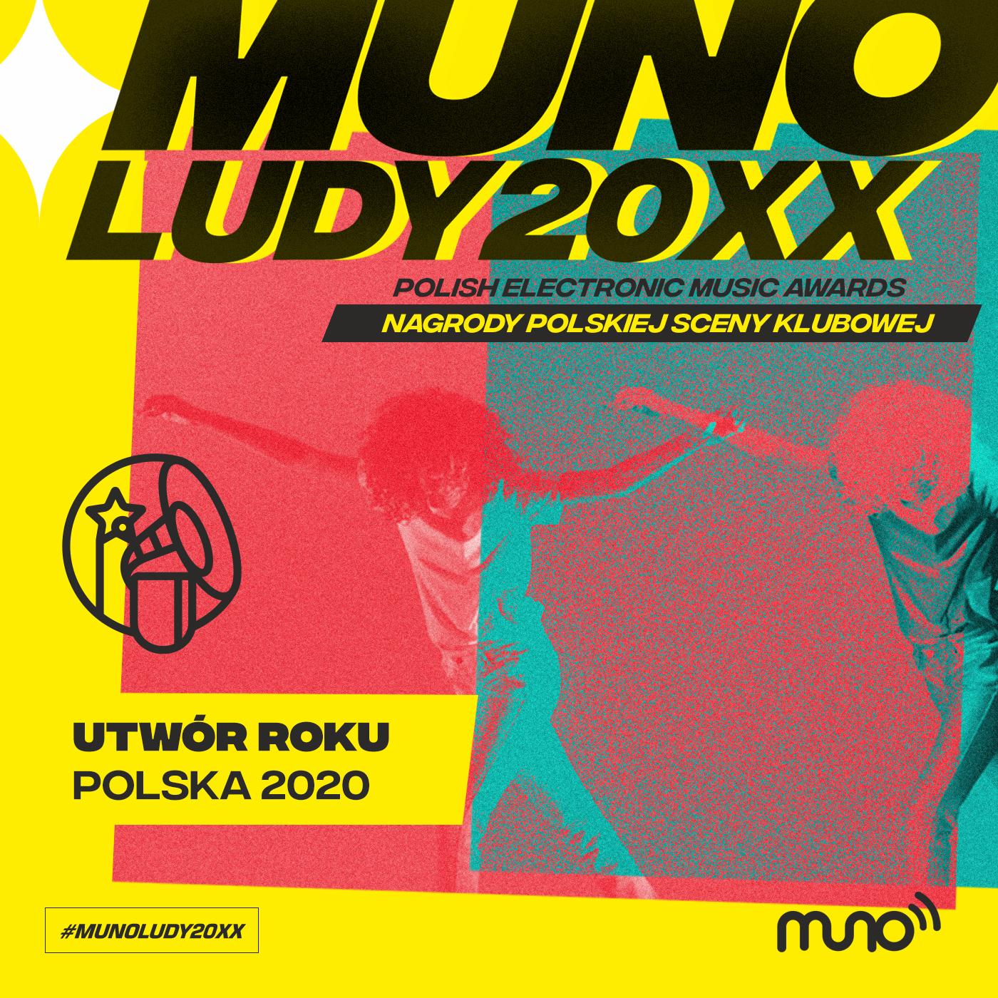 Munoludy 20XX Utwór Roku Polska 2020