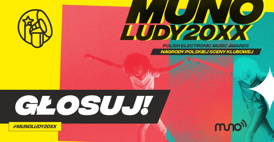 Munoludy 20XX - Nagrody Polskiej Sceny Klubowej - głosowanie