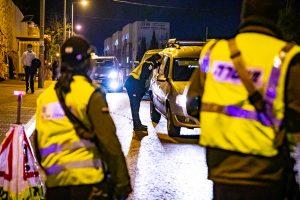 Mandaty, zatrzymania, konfiskaty. Nielegalna impreza w Izraelu rozbita