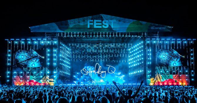 Klub Smolna przejmie jedną ze scen na FEST Festival