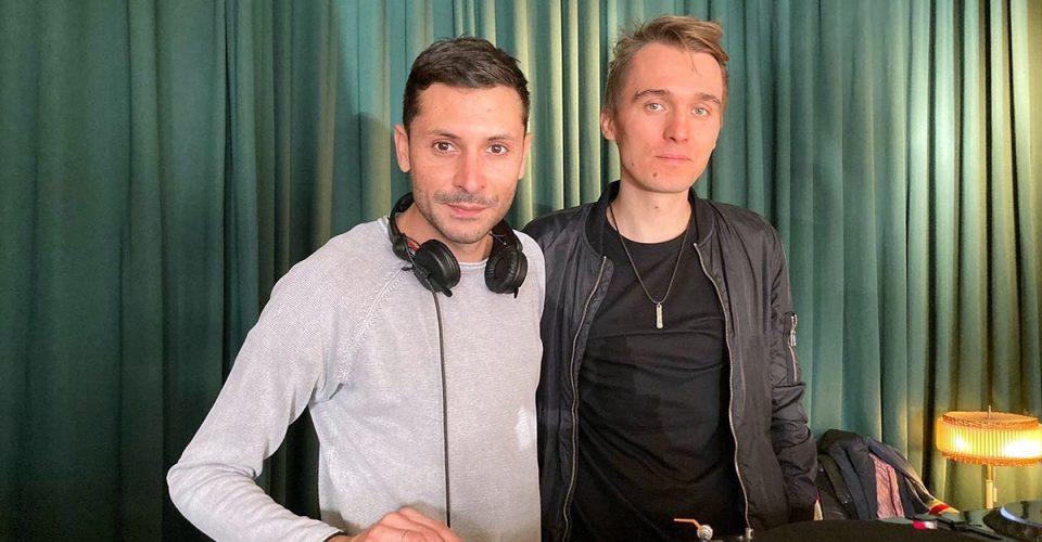Claudio PRC & Błażej Malinowski