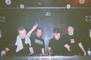 Cztery godziny drum & bassu od Critical Music z londyńskiego FOLD