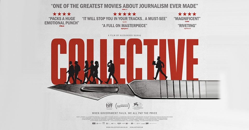 Collective, film dokumentalny, Bukareszt, pożar