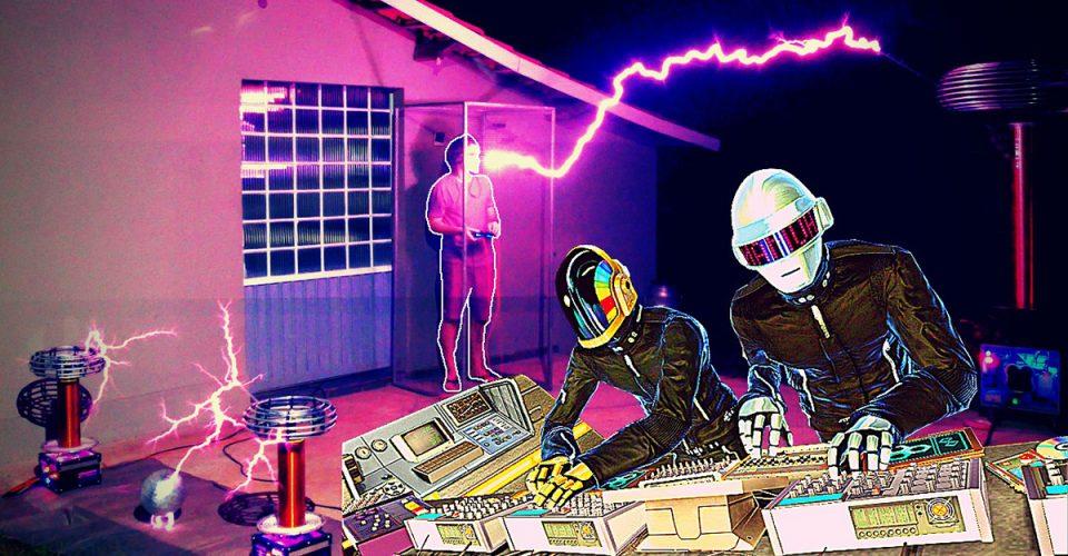 Franzoli Electronics, Daft Punk, Fabricio H. Franzoli