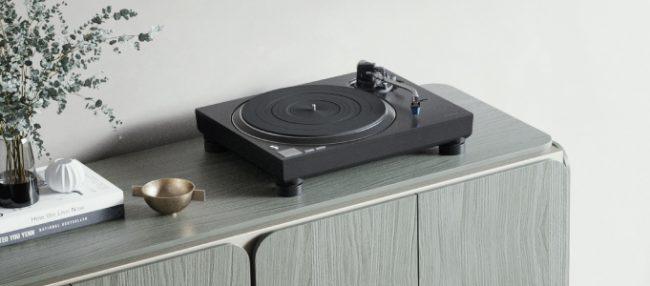 SL-100C, Technics, gramofon