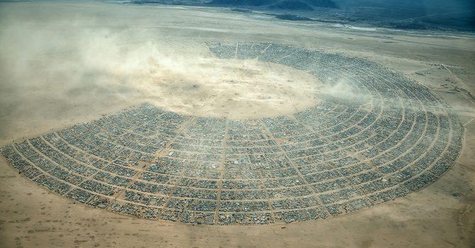 Bez obowiązku szczepień, ale i bez festiwalu. Burning Man przełożony na 2022 rok