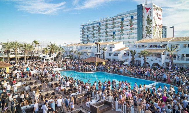 Ibiza, hotel
