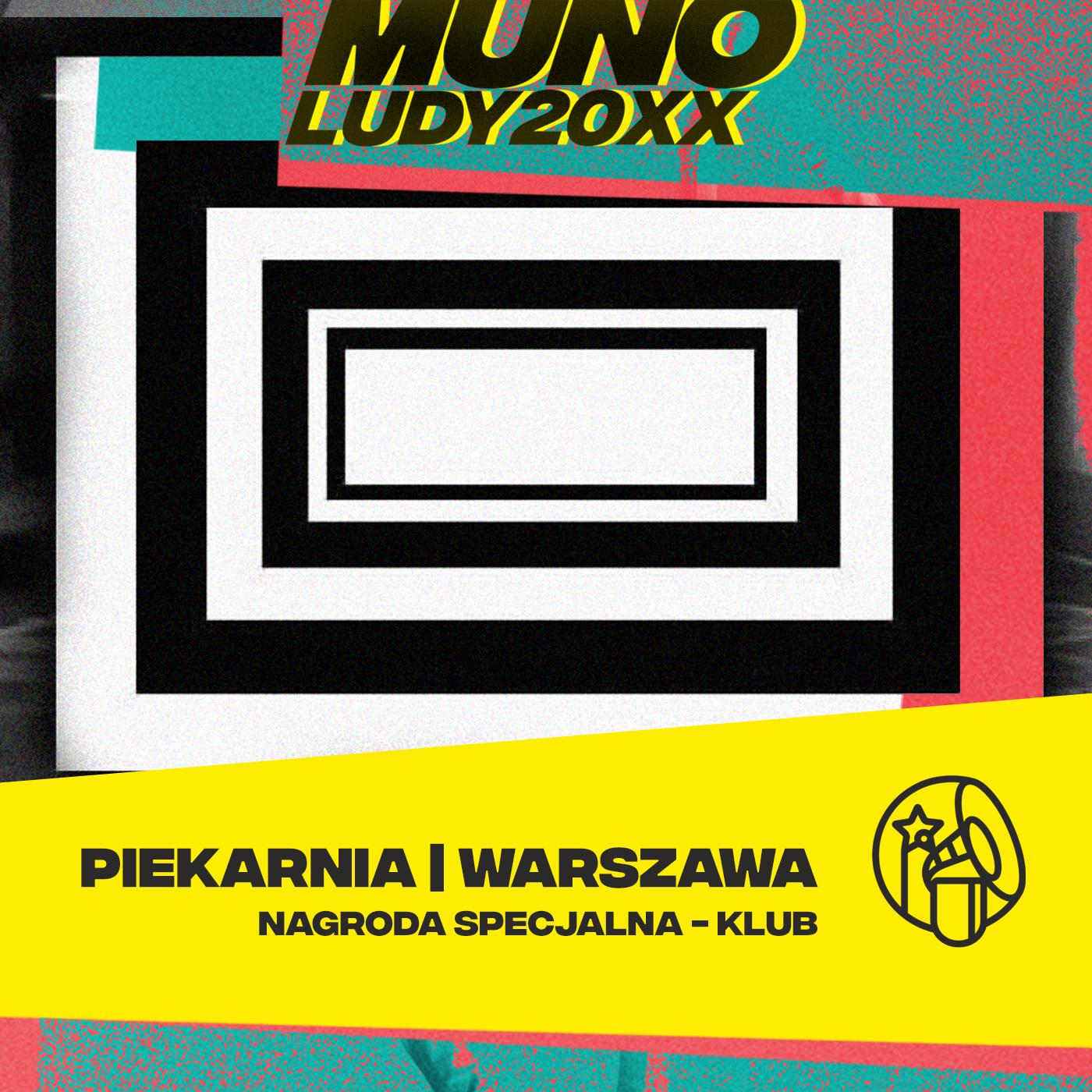 Nagroda Specjalna Munoludy 20XX - Klub: Klub Piekarnia, Warszawa