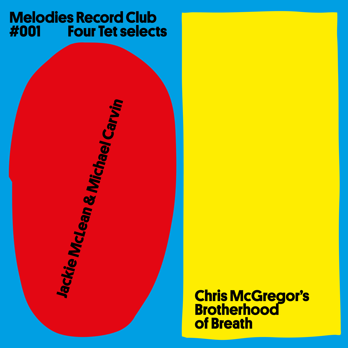 Melodies Record Club Four Tet
