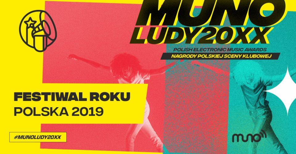 Munoludy 20XX Festiwal Roku Polska 2019 wyniki