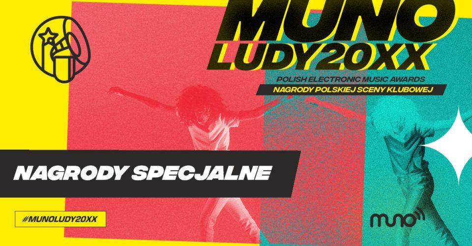 Munoludy 20XX - Nagrody Specjalne, wyniki