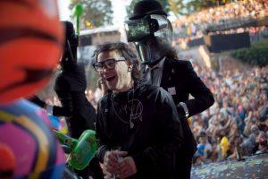 EXIT Festival udostępnił pełen występ Skrillexa z 2014 roku