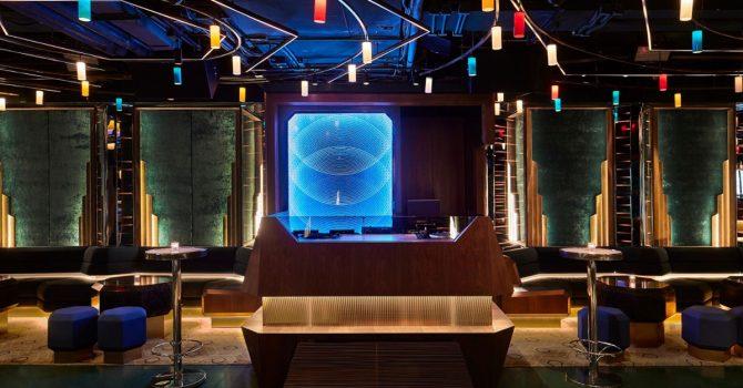 Tak wygląda wnętrze klubu zaprojektowane przez wieloletniego współpracownika Daft Punk