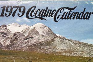 Ktoś w latach 70. zaprojektował kalendarz kokainowy, który może Was zgorszyć