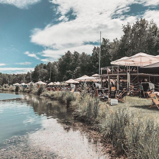 Woda Beach Bar
