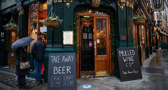 Puby, kluby, Wielka Brytania