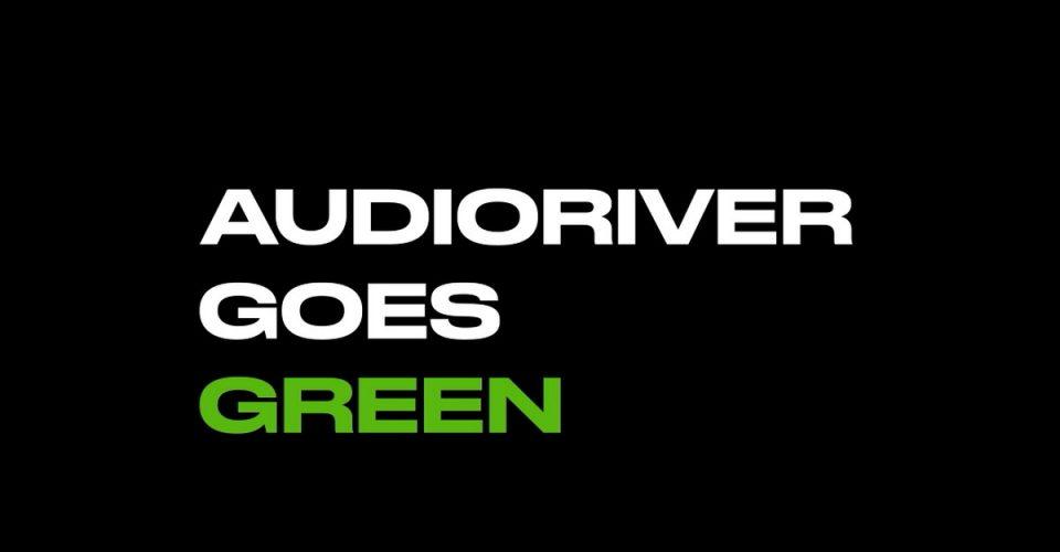 Audioriver Goes Green Jagna Niedzielska wywiad