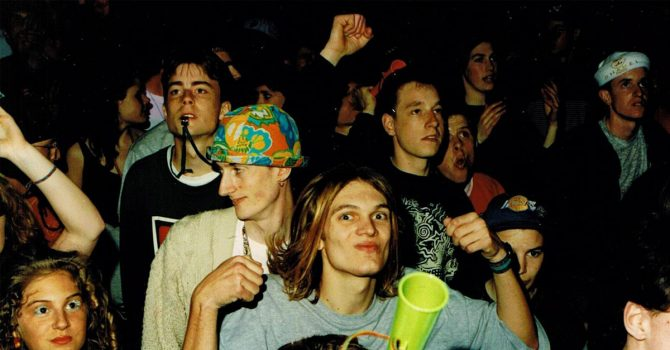 Powstał niezwykły dokument o brytyjskiej kulturze rave