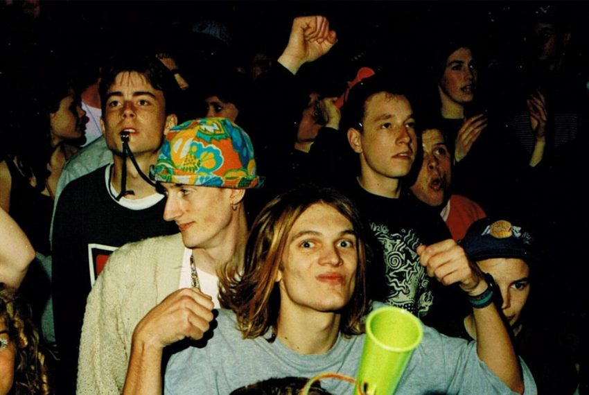 Kultura rave wiecznie żywa. Lata 2000-2005 uwiecznione w wyjątkowej książce