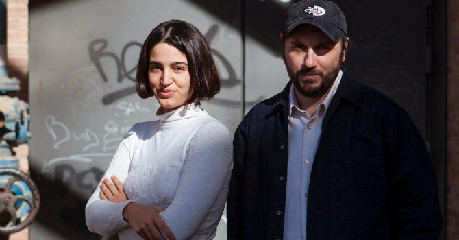 John Talabot i Maria Arnal we wspólnym projekcie