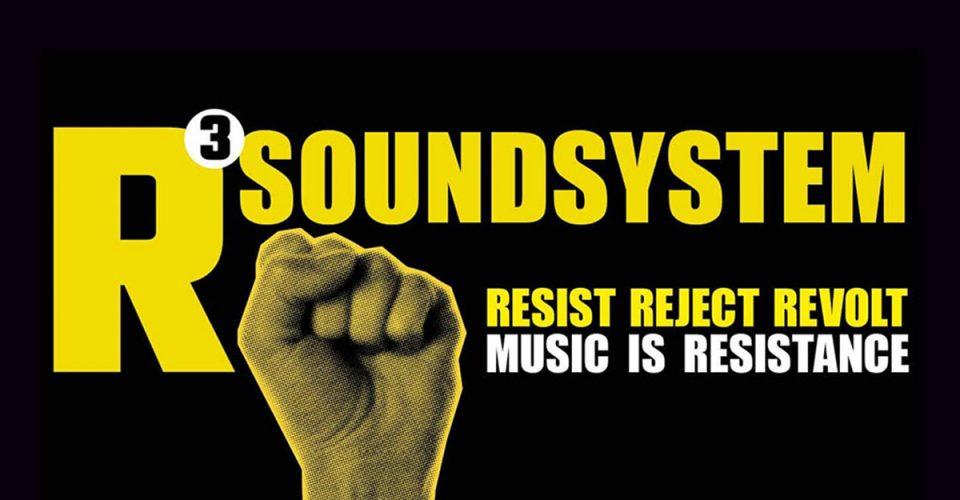 R3 Soundsystem, Izrael, Palestyna