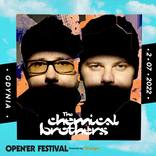 The Chemical Brothers Open'er Festival 2022