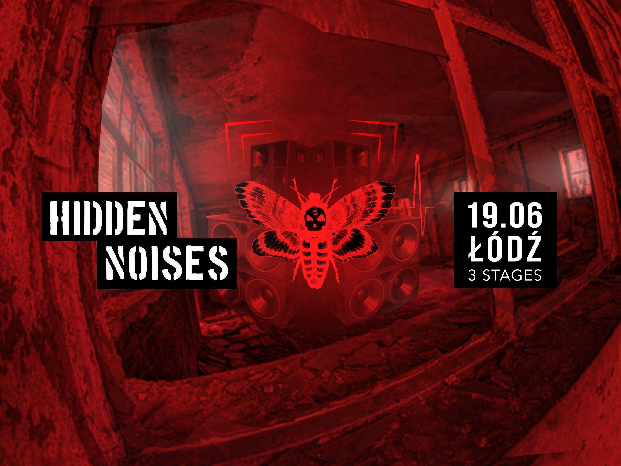 hidden noises lodz
