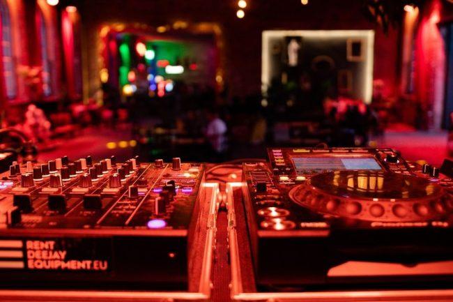 Praga Centrum imprezy