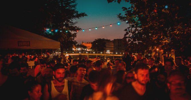 UTOPIA na wrocławskiej Wyspie Tamka – startuje nowy cykl imprez