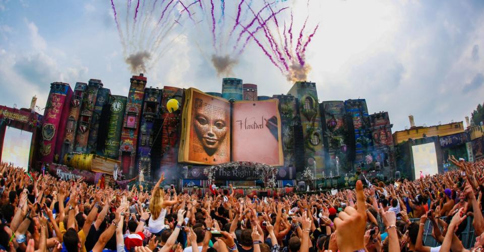 Tomorrowland Top 1000 2021