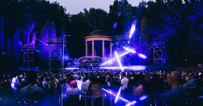 FEST Festival i Wisłoujście prezentują Eden – scenę dzienno-nocną z lekką i taneczną elektroniką