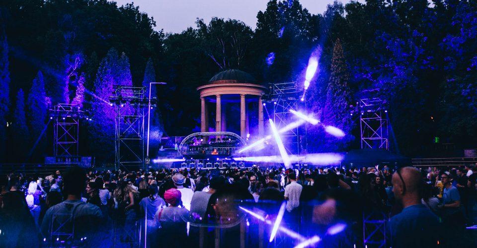 Fest Festival 2021 scena Eden