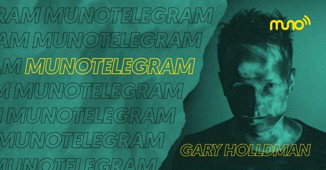 """Muno Telegram: Gary Holldman: """"Techno to bardzo barwna i wielorodna muzyka"""""""